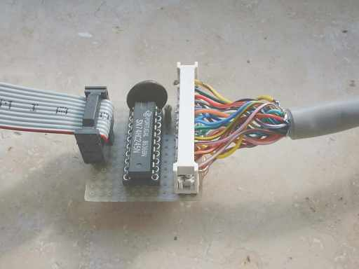 ISP-Parallel port